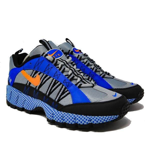Nike Air Humara 17 QS # AO3297 001 Blue Spark Silver Men SZ 6-13